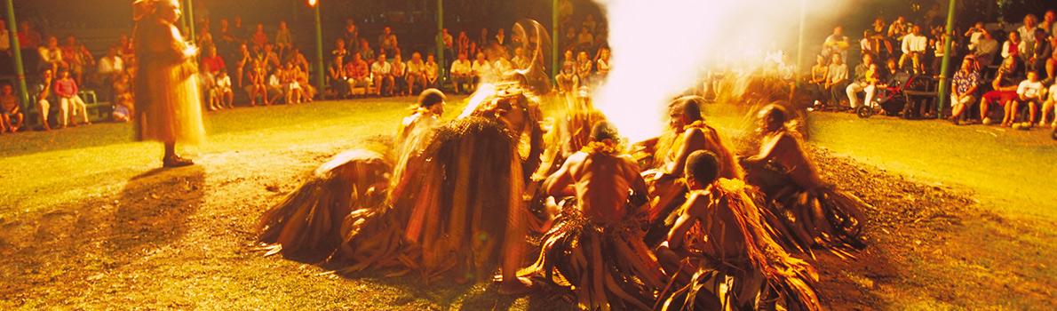 火渡りの儀式 - フィジーの伝統芸能 | フィジー旅行専門店トーホートラベル